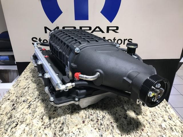 11-20 Challenger Charger 300 5.7L or 6.4L Hemi Magnuson Supercharger Complete Tuner Kit - Mopar (01-23-64-005-BL)