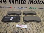 Front Disc Brake Pad Kit - Mopar (68144213AB)
