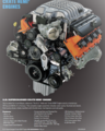 Hellcat Crate Engine-Complete - Mopar (68303089AA)