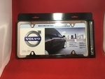 Slim Line License Plate Frame - Volvo (8640122)