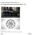 Wheel 21-Inch 8-Spoke