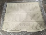 Load Compartment Mat, Molded Plastic