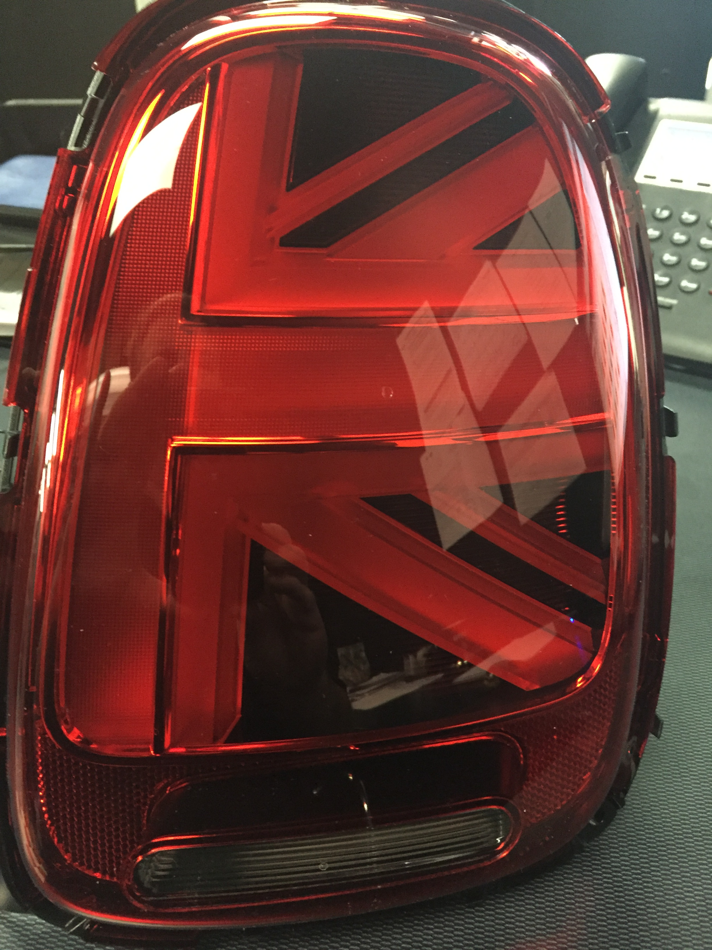 Tail Light Left 632010 - Mini (63-21-7-435-135)