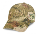 Realtree Camo Hat w/Bass