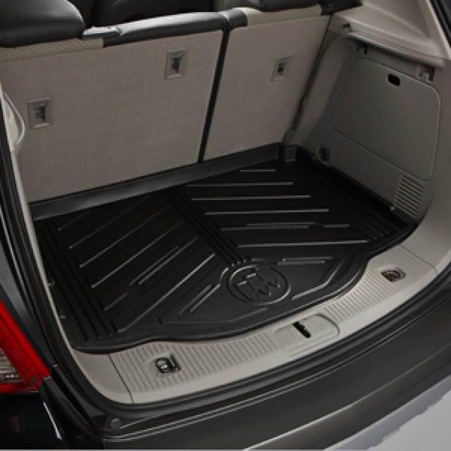 Cargo Tray in Black with Buick Logo - GM (95352482)