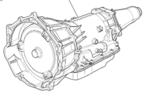 Transmission - GM (24229173)