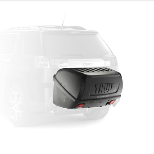 Hitch-Mounted Cargo Box by Thule ® - Associated Accessories - GM (19257871)