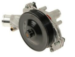 Water Pump Assembly - Jaguar (AJ813909)