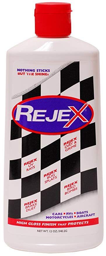 Rejex Polymer, Nothing Sticks but the Shine - BMW (REJEX)
