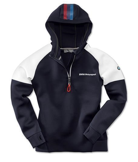 Bmw Motorsport Hoodie Men 806014 - BMW (80-14-2-446-437)