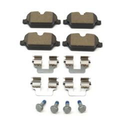 Brake Pads - Mini (34-21-9-808-706)