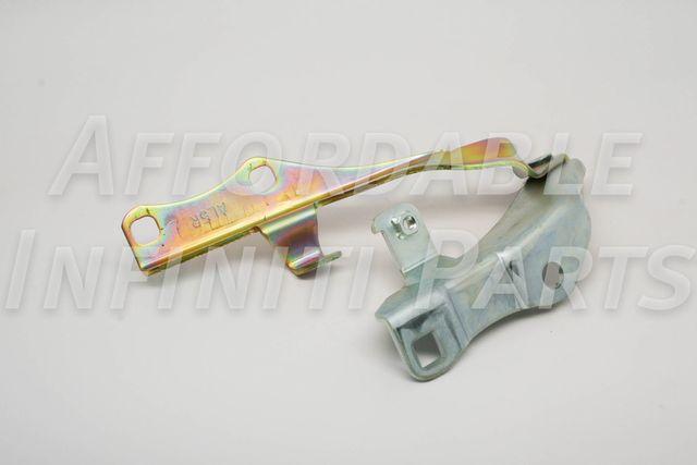 Genuine Nissan Parts 65401-AL50A Hood Hinge Assembly