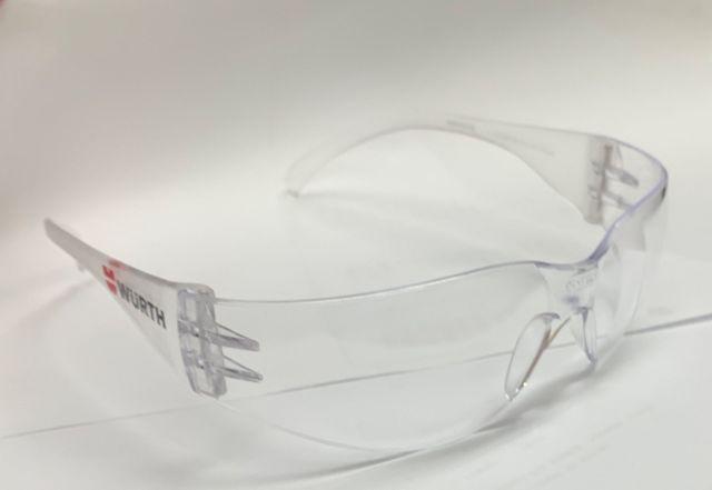 Trendus Safety Glasses - Clear Lens - Custom (405989683857)
