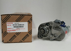 Starter (Re-manufactured) - Toyota (28100-34080-84)