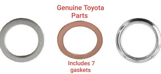GENUINE TOYOTA GASKET KIT FOR TRANSFER AND DIFFERENTIAL SERVICE by Toyota