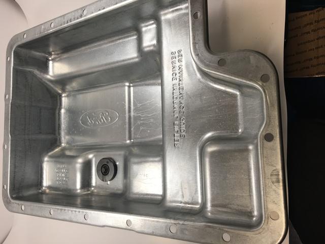 Genuine Oem Ford Transmission Oil Pan 8c3z