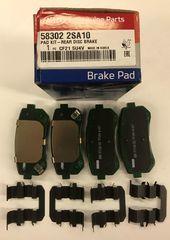 Disc Brake Pad Set - Kia (58302-2SA10)