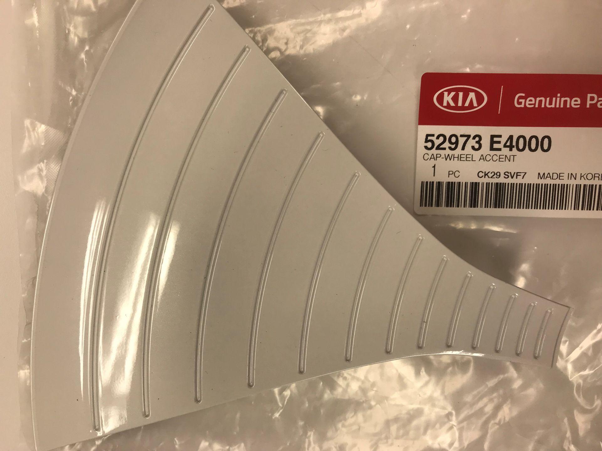 Wheel Cover - Kia (52973-E4000)