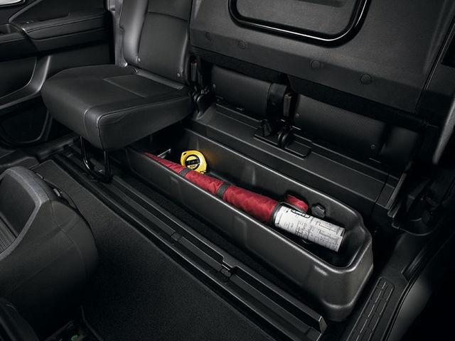 Du Ha 50040 Honda Ridgeline Under Seat Storage Console Organizer Beige