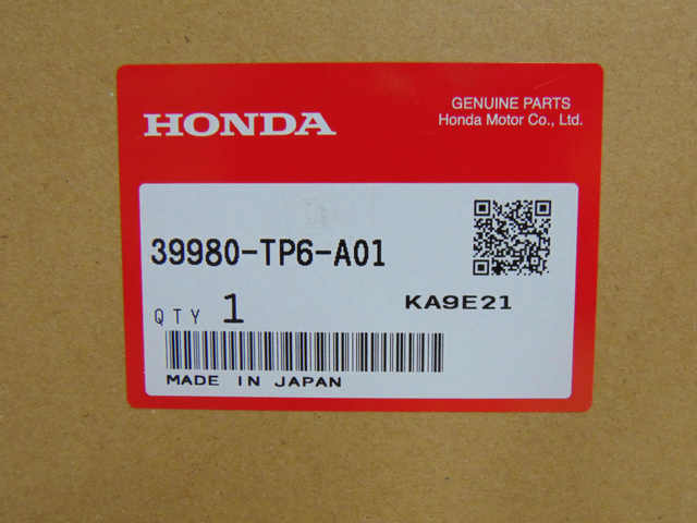 Honda Genuine 78100-TP6-A21 Combination Meter Assembly