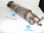 Catalytic Converter (California Emmisions) VIN REQUIRED FOR ORDER (Currently BACKORDER) - Honda (18160-RAD-L10)