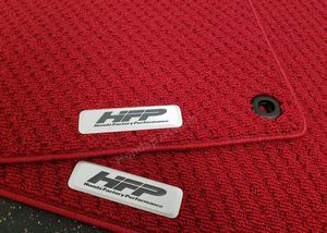 Floor Mats, Honda Factory Performance - Honda (08P15-TGG-110A)