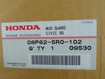 Splash Guard Set - Honda (08P62-SR0-102)