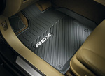 Floor Mats, All Season, Black - Acura (08P13-TX4-213B)