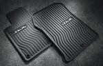 Floor Mats, All-Season, Black - Acura (08P13-TZ3-210A)