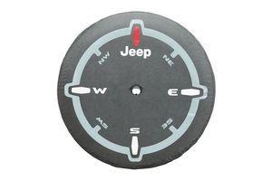 JL WRANGLER Cover Kit-Tire-Spare