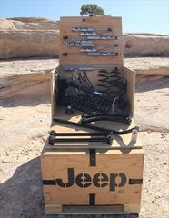 """SELLING OUT QUICKLY!!!  JK WRANGLER 4"""" Suspensio-Lift"""