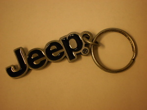JEEP Logo Key chain