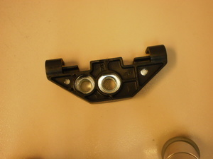 Jeep JK JKU Wrangler hard top retainer / nut - Mopar (55397093AD)