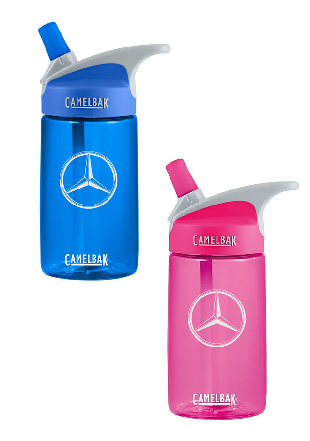 Youth Water Bottle by Camelbak - Mercedes-Benz (MHD-809)