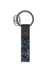 Black Edition Loop Key Ring - Mercedes-Benz (MBK-727)