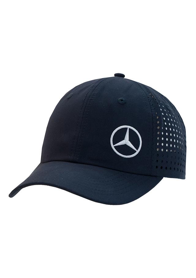 Jacquard Laser Cut Cap - Mercedes-Benz (MWC-319)