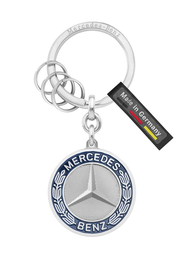 Classic Stuttgart Key Ring - Mercedes-Benz (MBK-324)