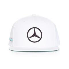 2016 Lewis Hamilton Mexico Grand Prix Cap - Mercedes-Benz (MBC-469)