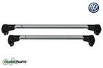 OEM NEW 18-20 VW Volkswagen Tiguan Roof Rack Carrier Cross Bars  5NL-071-151 - Volkswagen (5NL-071-151)