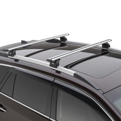 OEM NEW 2017-2019 Subaru Outback Limited Touring Thule Crossbar Set SOA567X020 - Subaru (SOA567X020)