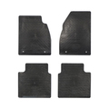 Buick LaCrosse & Allure Set of 4 All Weather Floor Mats OE NEW Genuine - GM (23101701)
