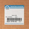 All-Weather Mat Kit - Mopar (82215766AC)