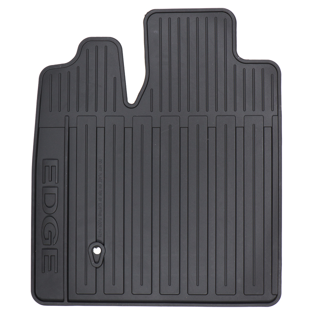 Ford Edge All Weather Rubber Floor Mats Black Set Of  Oem New