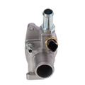 2015-2018 JEEP RENEGADE & 2014-2018 FIAT 500L ENGINE COOLANT THERMOSTAT HOUSING OEM MOPAR - Mopar (68211424AA)