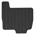 2003-2010 Ford Expedition Floor Mats All Weather BLACK Set of 4 GENUINE OEM - Ford (7L1Z-7813300-AF)