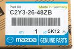 Brake Pads - Mazda (C2Y32648ZB)