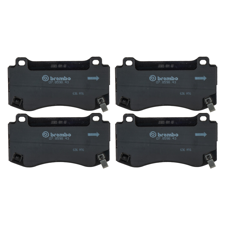 Brake Pads - Mopar (5174311AC)