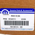 Brake Pads - Mopar (68240669AA)