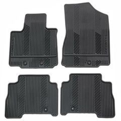 OEM NEW 14-15 Kia Sorento Extra Luxury All Weather Floor Mats w/ Logo 1UF13AC800 - Kia (1UF13-AC800)