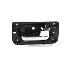 OEM NEW Interior Door Handle Right Passenger Black Chrome Hummer H3 H3T 15818938 - GM (15818938)